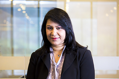 Shabnam Peerbocus, Partner - Audit & Business Advisory