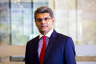Afsar A. Ebrahim, Deputy Group Managing Partner, International Liaison Partner